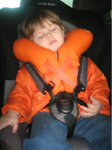 Ортопедическая транспортная подушка для детей,