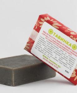 Мыло Здрава с реликтовыми сульфидно-иловыми грязями 95 гр